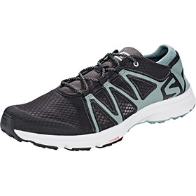 Salomon Crossamphibian Swift 2 Sko Herrer, black/lead/white